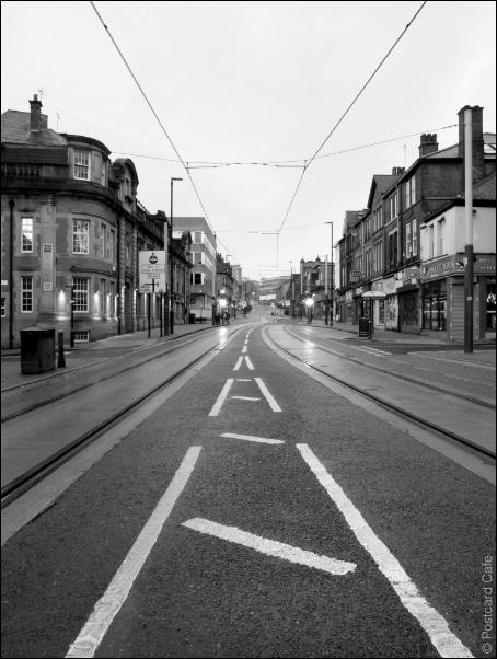 Sheffield S1 | Glossop Road | © Postcard Cafe | sp1000154