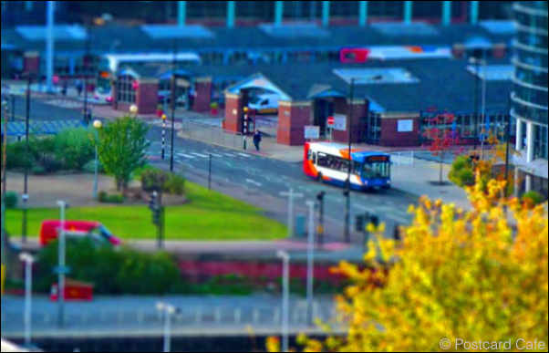 4.. Sheffield Interchange | © Postcard Cafe