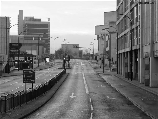 Sheffield S1 | Arundel Gate | © Postcard Cafe 2019 | SP1000175