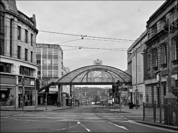 Sheffield S1 | Haymarket | © Postcard Cafe 2019 | SP1000180