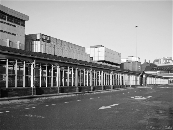 Sheffield S1 | Sheffield Interchange | © Postcard Cafe 2019 | SP1000259
