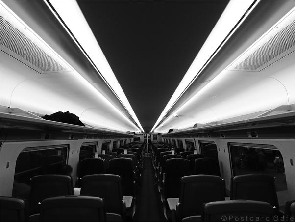 1. Jumping Someone Else's Train | Off Peak Return | © Postcard Cafe 2019 | SDSC00859