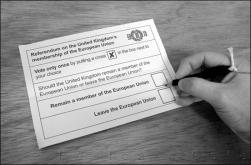 1. 2010 – 2020 Retrospective | In Mono | In the ballot box for Brexit referendum 23 June 2016