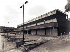 2. 2010 – 2020 Retrospective | Architecture | Closed shops and empty flats, Gleadless Sheffield | April 2013