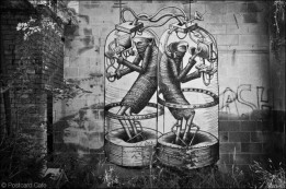 4. 2010 – 2020 Retrospective | Street Art Vol. 1 | Isolated Together by Phlegm 3 Oct 2012