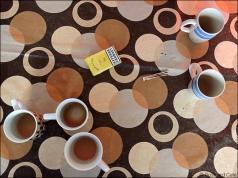 4. 2010 – 2020 Retrospective | But is it Art? | Coffee table on the last day of Castle Market Sheffield November 2013