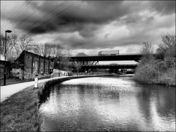3. 2010 – 2020 Retrospective | Architecture | Pump House, Canal and Tinsley Viaduct | April 2014