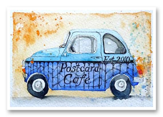 postcard-cafe-fiat-500 1