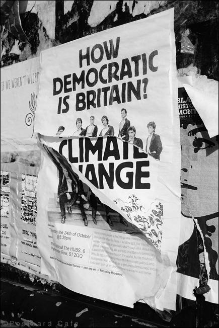 6. 2010 – 2020 Retrospective | In Mono | Street posters | December 2012