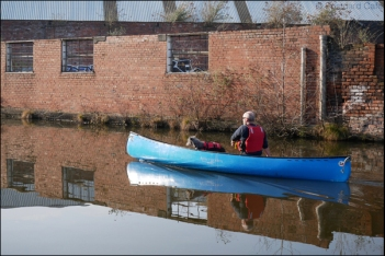 14. Postcard Cafe Retrospective 2010 - 2020   People   Sheffield Canal May 2019