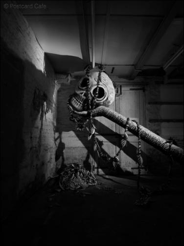 5. 2010 – 2020 Retrospective | Sculptural | Mausoleum of The Giants by Phlegm April 2019
