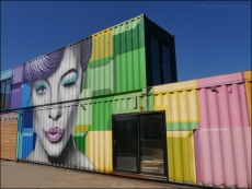 7. 2010 – 2020 Retrospective | Street Art Vol. 2 | Container Mural by Pawski Sheffield May 2018