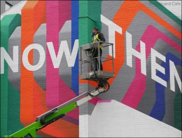 8. 2010 – 2020 Retrospective | Street Art Vol. 2 | Now Then mural by Rob Lee Sheffield October 2018sp1060936e Oct 2018