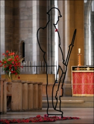 13. 2010 – 2020 Retrospective | Sculptural | There But Not There Sheffield Cathedral | November 2018