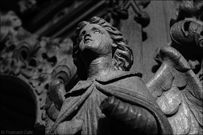 Sheffield Cathedral #10 | © Postcard Cafe 2020 | SDSC01448E
